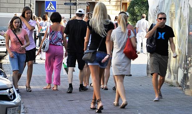 Visit Odessa to meet Ukrainian women