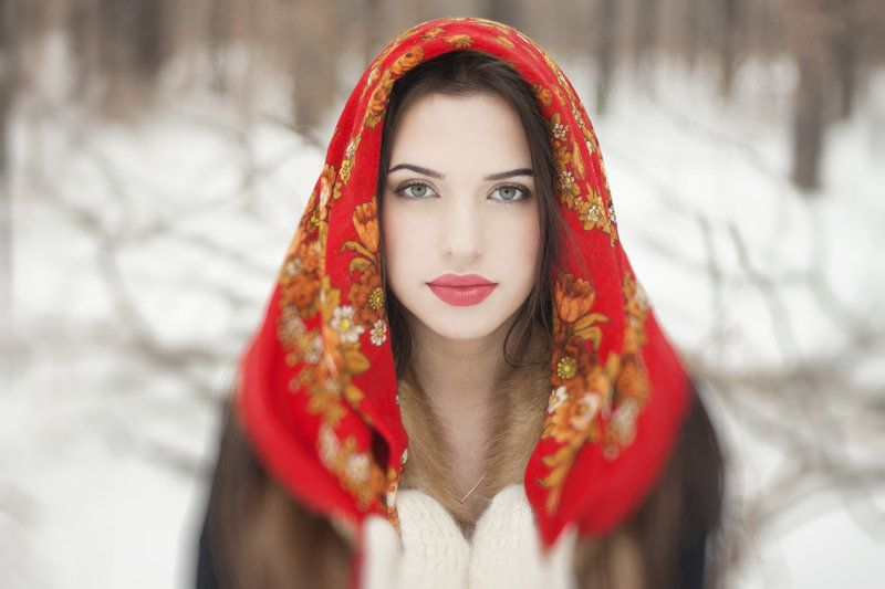 Differences in the national characters of Russian and Ukrainian women are confirmed