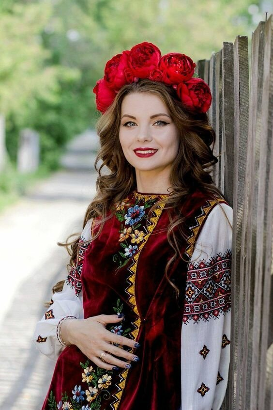 Why men like Ukrainian women
